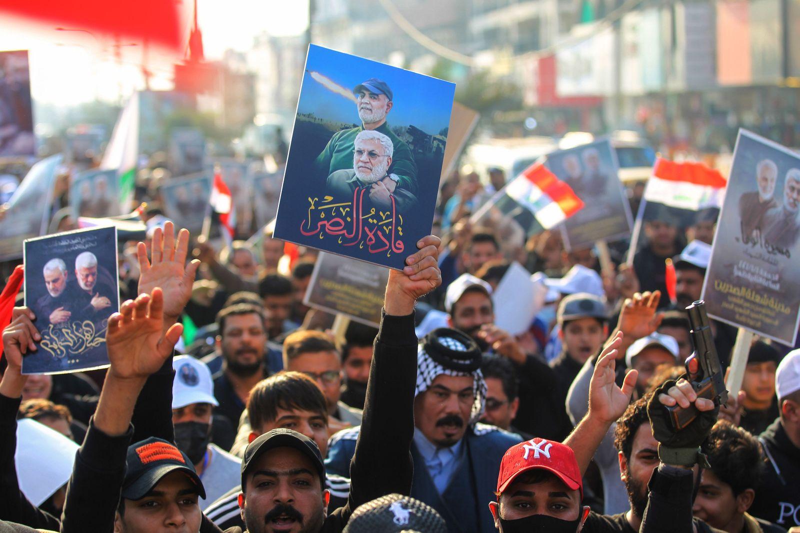 IRAQ-IRAN-US-CONFLICT