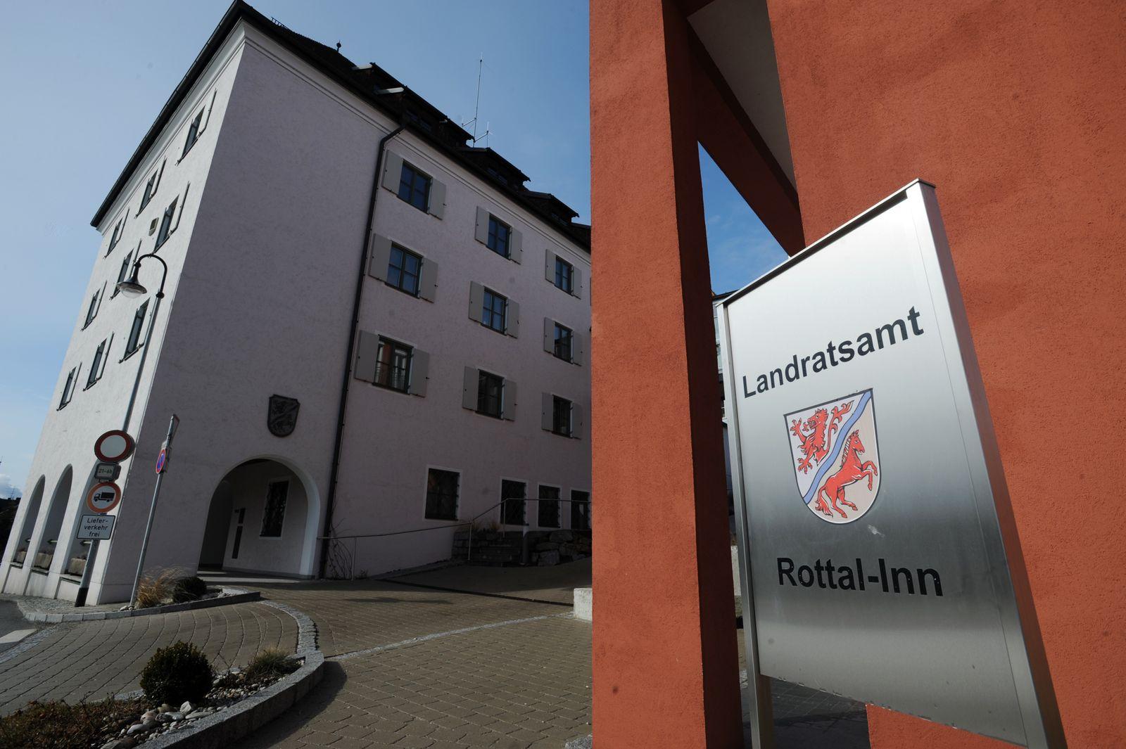 Bayern - Landratsamt Pfarrkirchen