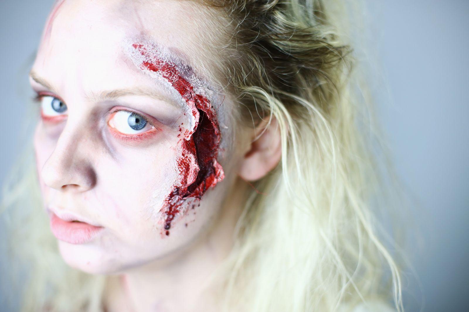SYMBOLBILD Ekel/ Zombie