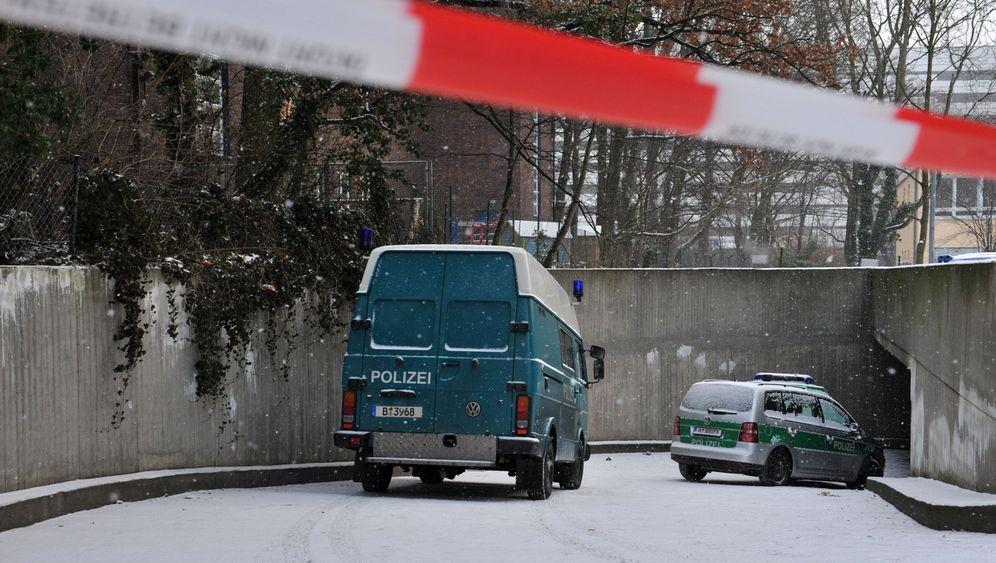 Bankraub in Berlin: Tunnelgräber in Steglitz