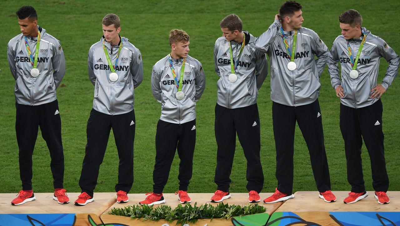 Olympia Fußball Männer Deutschland