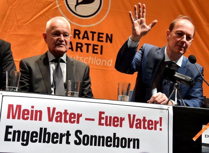 Engelbert und Martin Sonneborn