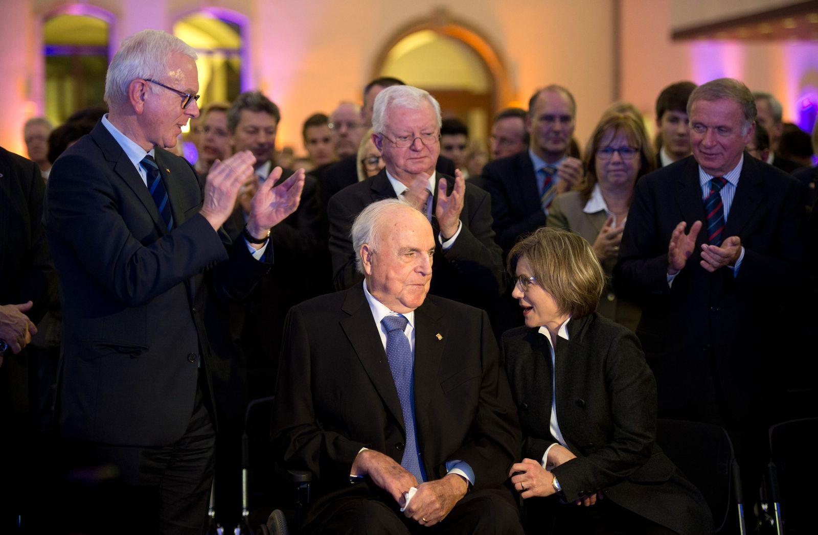 Helmut Kohl / Maike Kohl-Richter