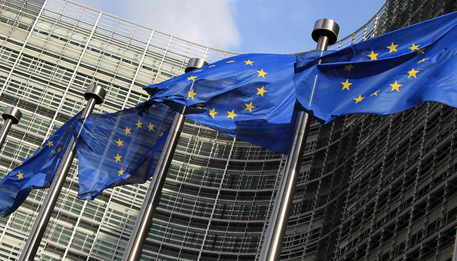 EU-Kommission / Hauptgebäude Brüssel