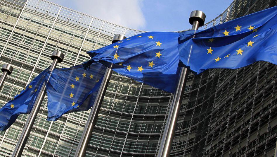 Hauptquartier der EU-Kommission in Brüssel: Schelte für Deutschland