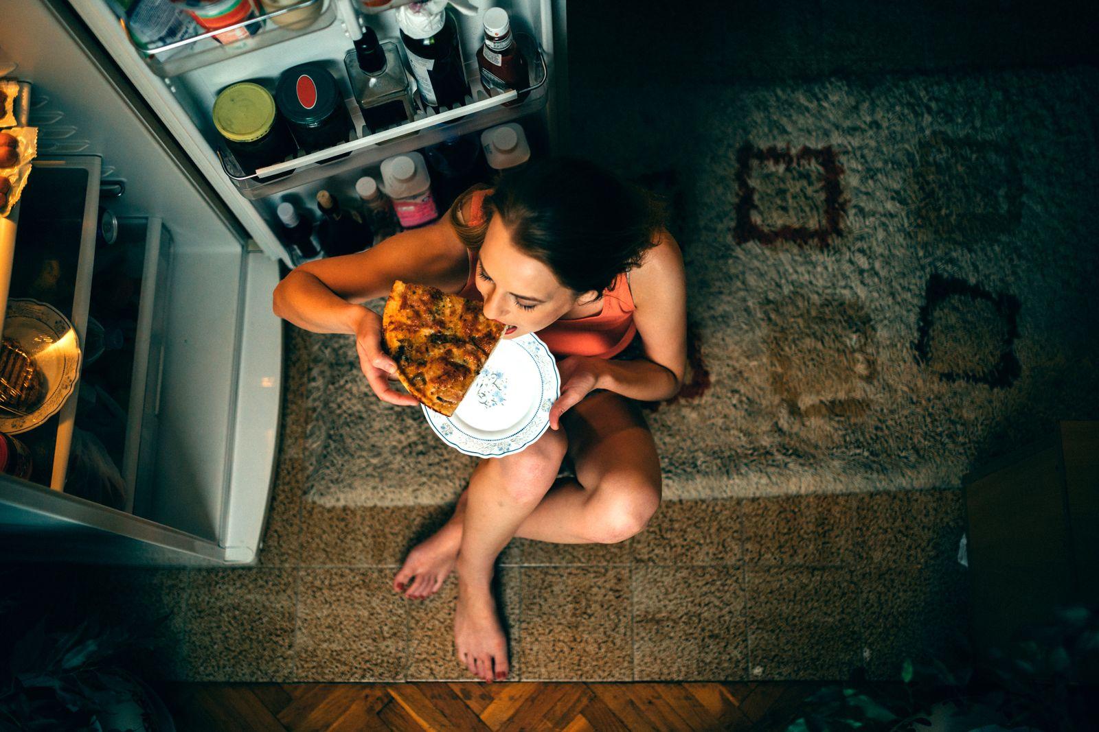 EINMALIGE VERWENDUNG Ernährungscoaching / Woche 6