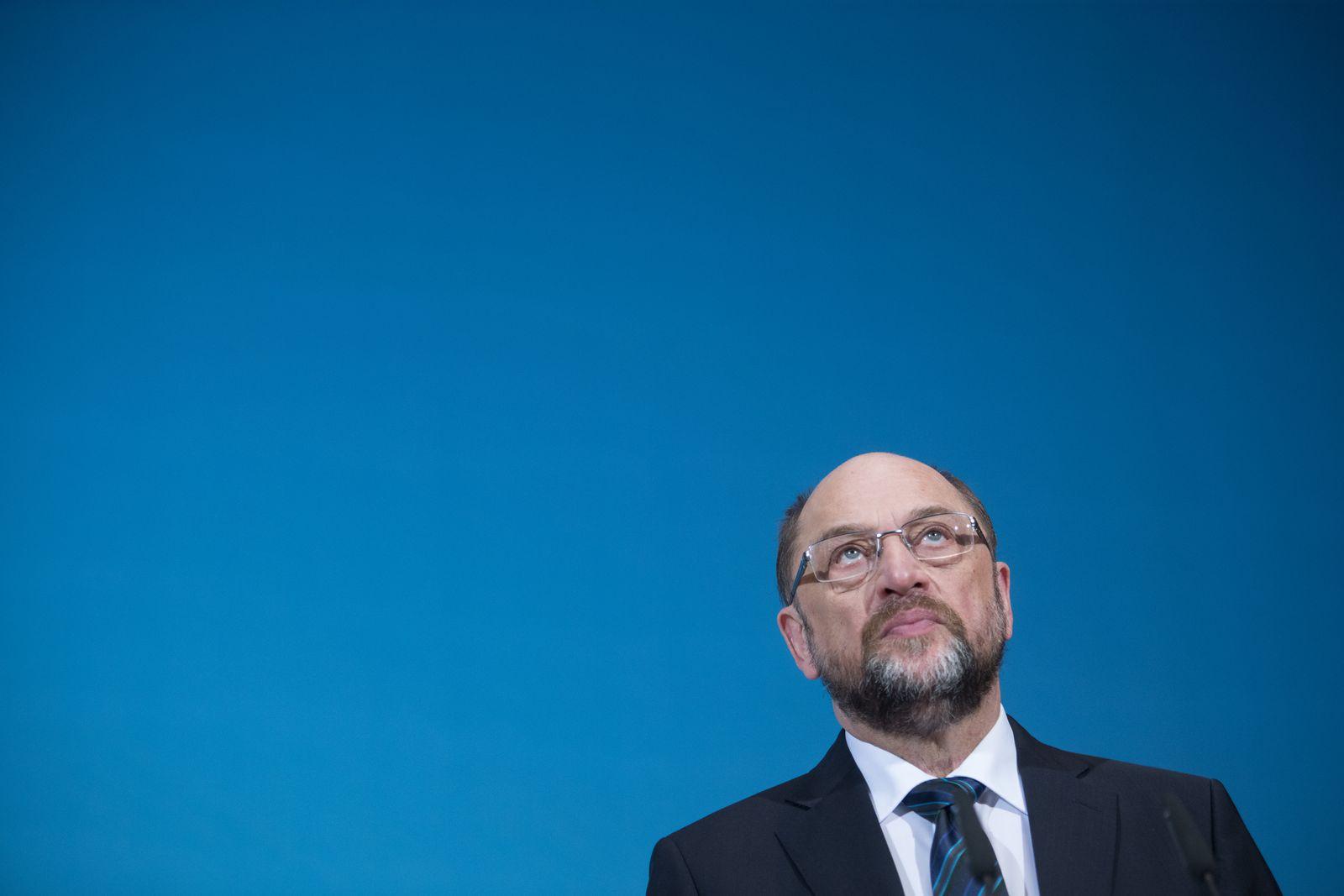 Schulz/ Sondierung/ GroKo/ Berlin / Spd