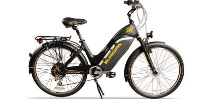 Pedelec der Firma Ultra Motors: Das geplante Fahrrad-Abo ist einem Handy-Laufzeitvertrag nicht unähnlich.