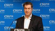 CSU-Chef Söder gibt im Machtkampf um die Kanzlerkandidatur auf