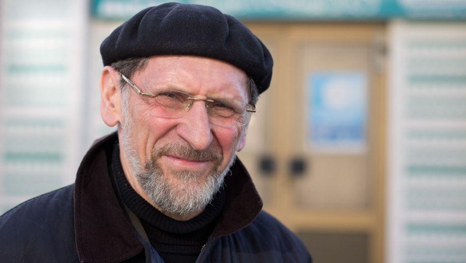 Abdullah Uwe Wagishauser, Vorsitzender der AMJ in Deutschland