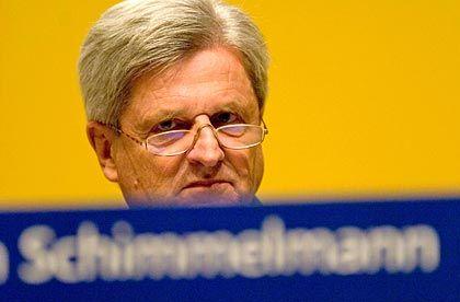 Postbank-Chef Schimmelmann: Internationale Topliga der Banken im Visier
