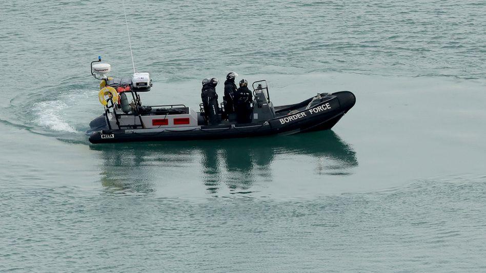 Britische Küstenwache
