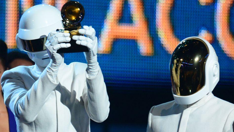 Wichtigste Musikpreise: Daft Punk triumphieren bei Grammy-Gala
