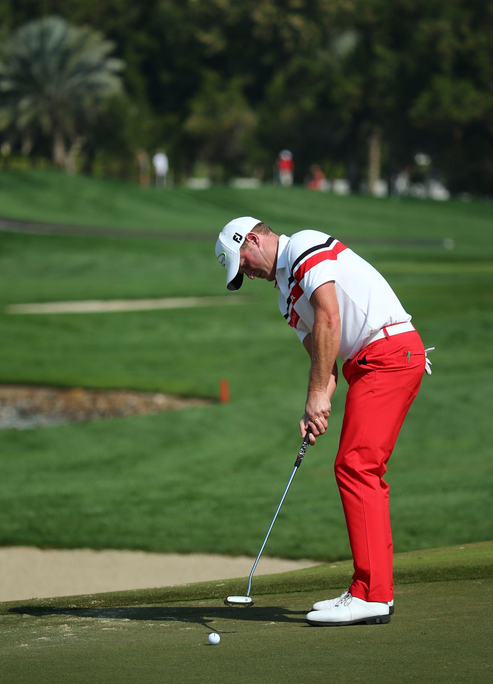 Golf Jaime Donaldson