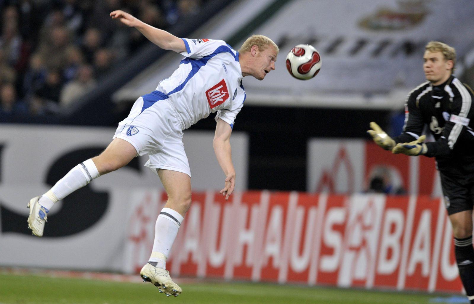 Fußball - FC Schalke 04 - VfL Bochum 1:0