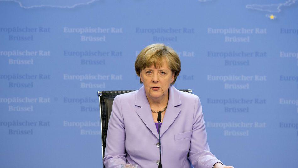 """Merkel über Verhandlungen mit Griechenland: """"Der Samstag ist entscheidend"""""""