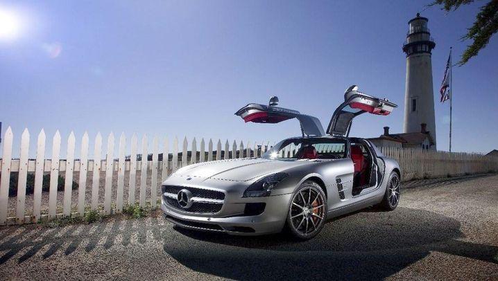 Mercedes SLS AMG: Die oberen Zehntausend