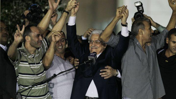 Israel lässt Gefangene frei: Freiheit für 26 Palästinenser
