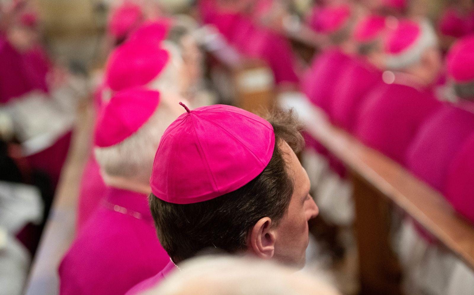 Frühjahrsvollversammlung Deutsche Bischofskonferenz