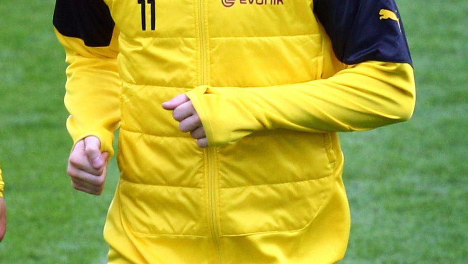 BVB-Profi Reus: Vertrag mit Ausstiegsklausel