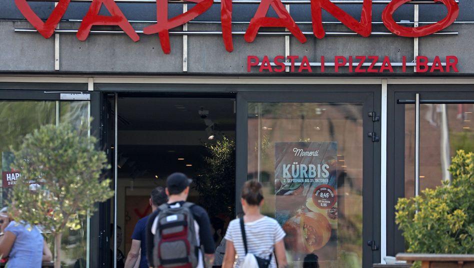 Vapiano-Filiale in Köln: Der Umsatz wuchs nur in neu eröffneten Filialen