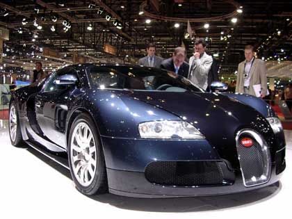 Bugatti Veyron 16.4: Technisches Vorzeigeprojekt des Konzerns
