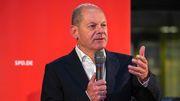 Scholz will »sofortigen Neustart« beim Klimaschutz nach der Wahl