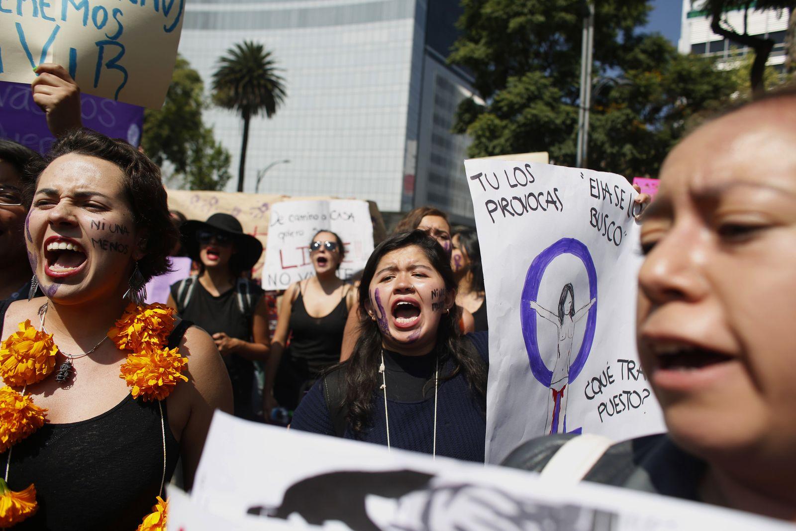 Mexico Gender Violence