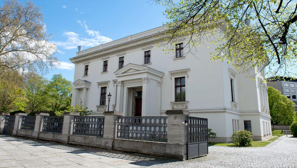 Die Villa von der Heydt, Sitz des Präsidenten und der Hauptverwaltung der Stiftung Preußischer Kulturbesitz