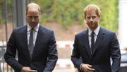 """Harry und William kritisieren """"falsche Geschichte"""" über ihre Beziehung"""
