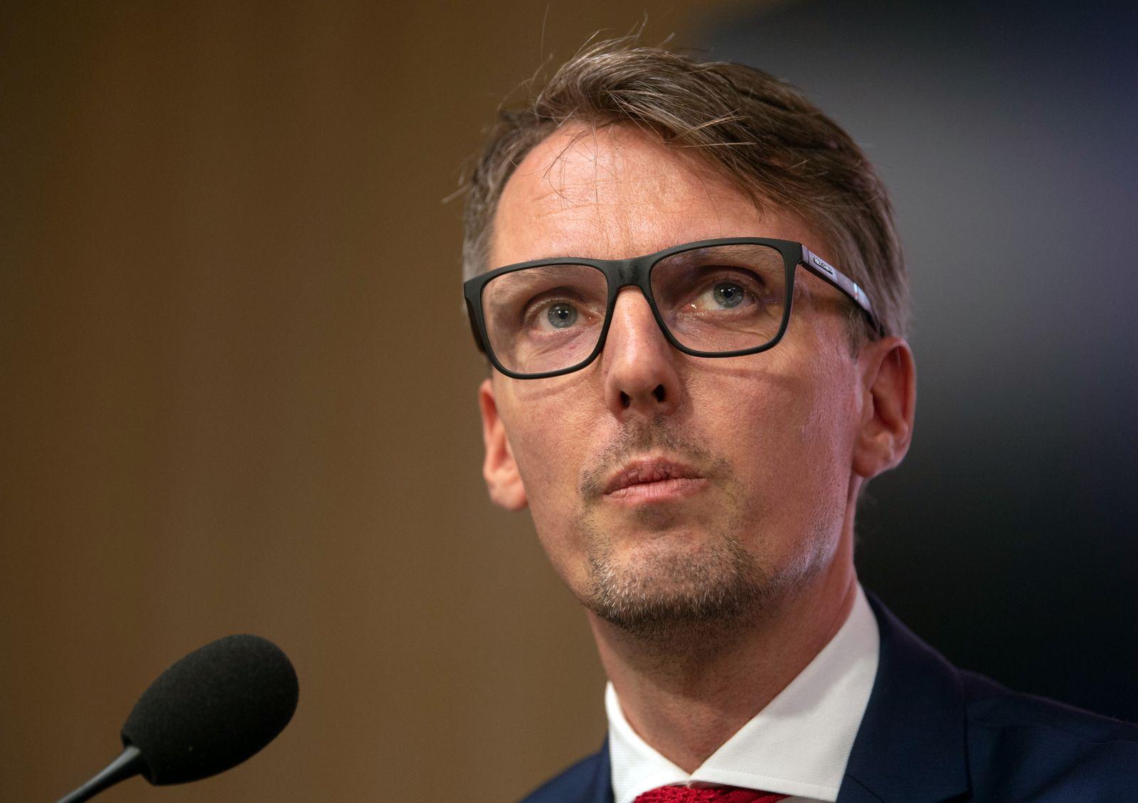Lars Castellucci will für SPD-Vorsitz kandidieren
