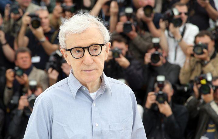 Wohnte in der Nachbarschaft: Regisseur Woody Allen