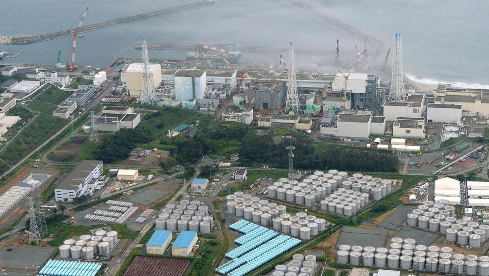 Fukushima: Immer neue Lecks in Wassertanks