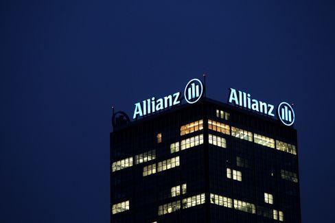 Allianz-Büros in Berlin