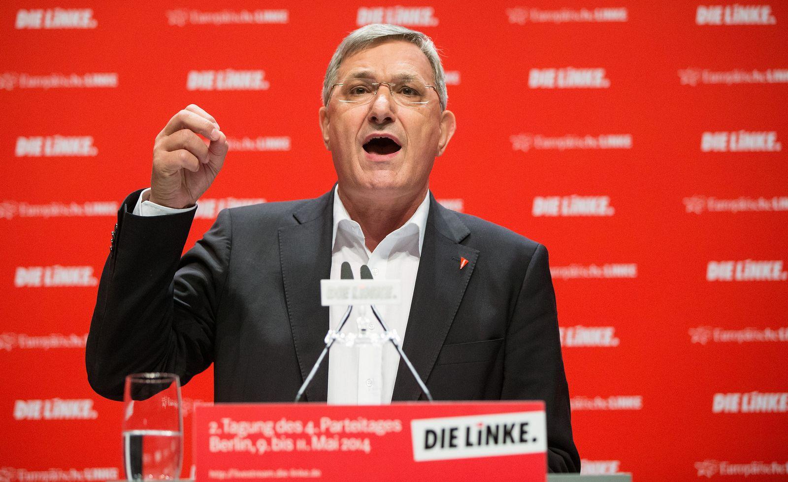 Parteitag Linke
