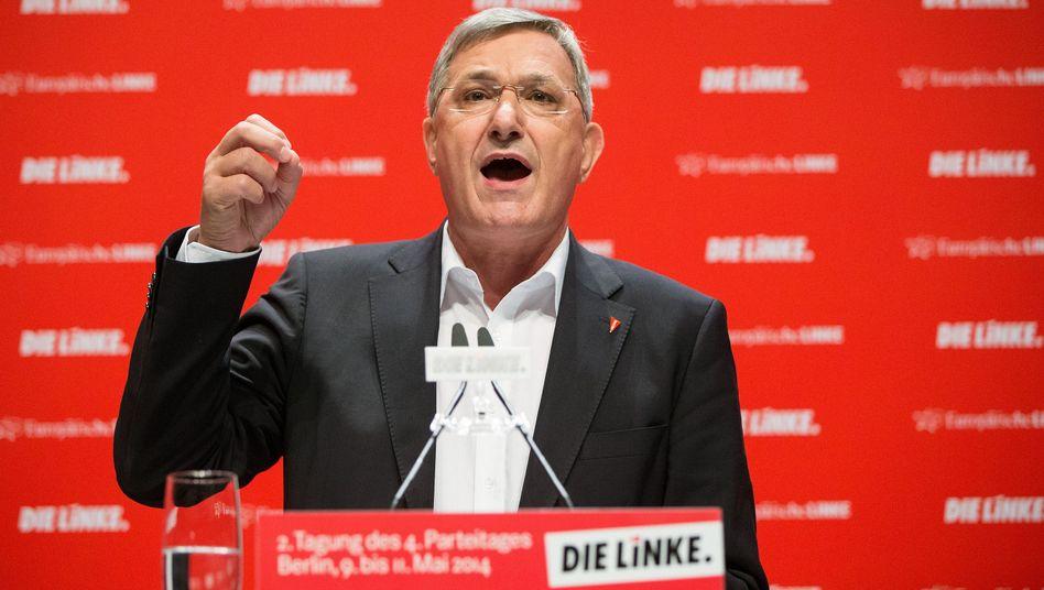 """""""Die Linke""""-Parteichef Bernd Riexinger"""