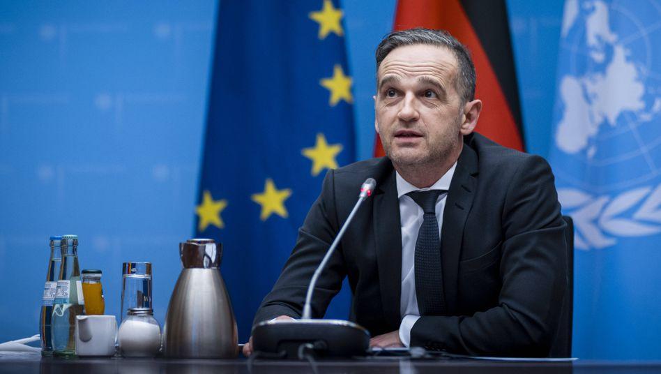 Außenminister Maas: Bilaterale Verhandlungen mit London