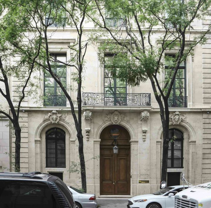 """Haufenweise Bargeld"": Epsteins Villa auf Manhattans Upper East Side"