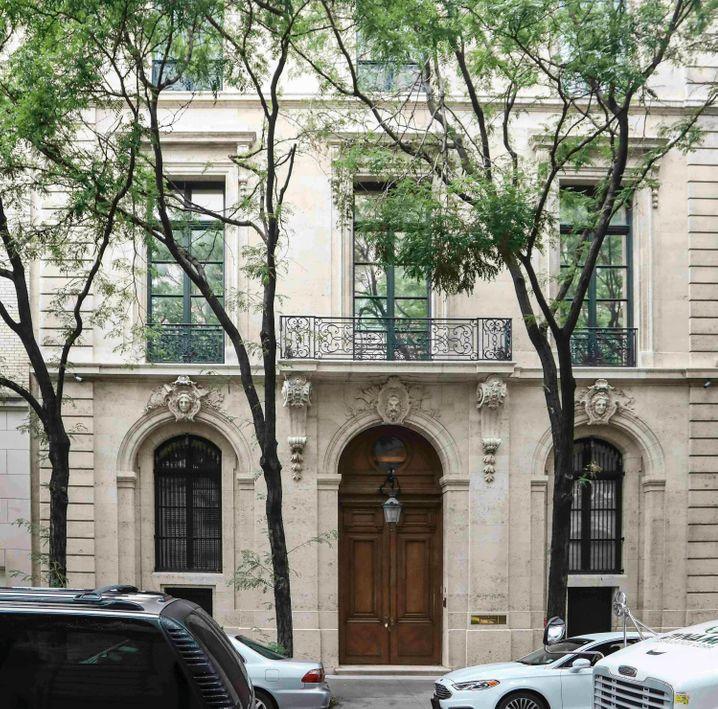 """""""Haufenweise Bargeld"""": Epsteins Villa auf Manhattans Upper East Side"""