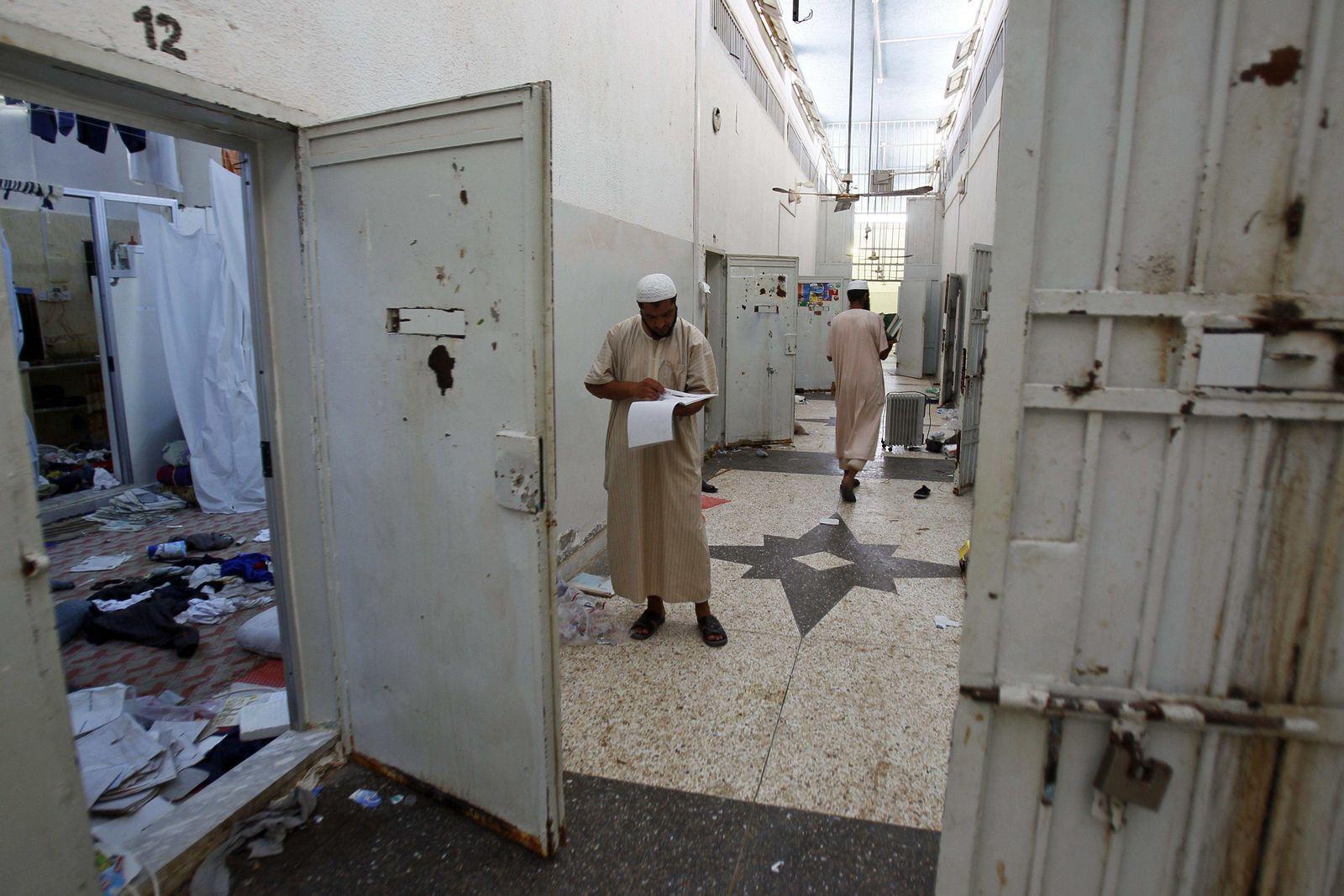Libyen / Folter