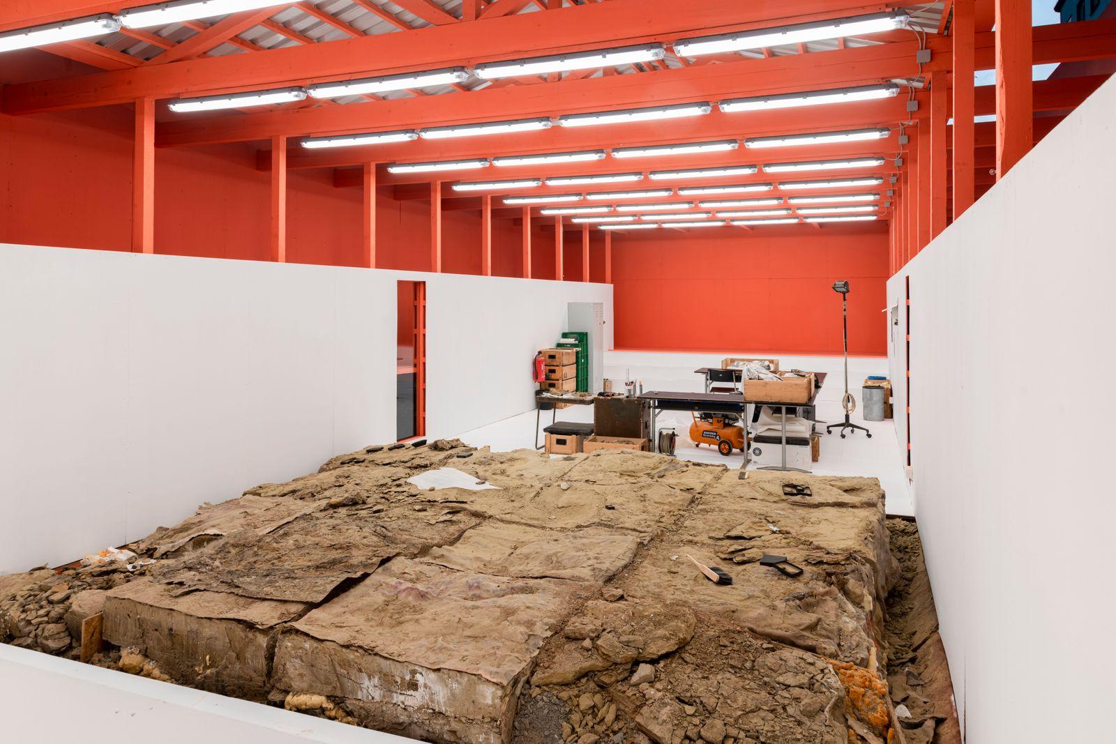 Edmonds Urzeitreich_Pavillon