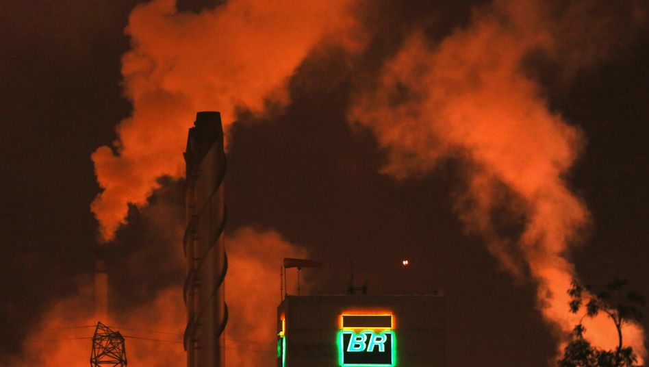 Petrobras-Raffinerie in Cubatão: In Schmiergeld-Skandal soll ermittelt werden