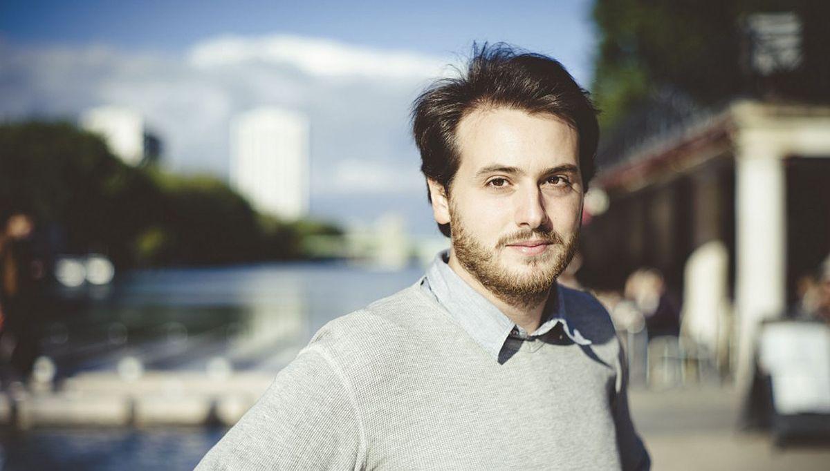 EINMALIGE VERWENDUNG Tristan Garcia