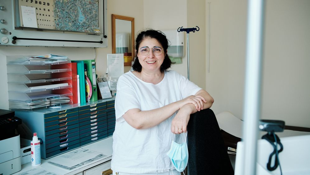 Hamburger Hausärztin Sevine Tokdemir: Geimpft wird in der Kirche