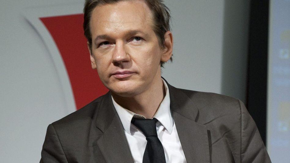 WikiLeaks-Gründer Assange: Wieder eine Wendung in Sachen Vergewaltigungsvorwurf