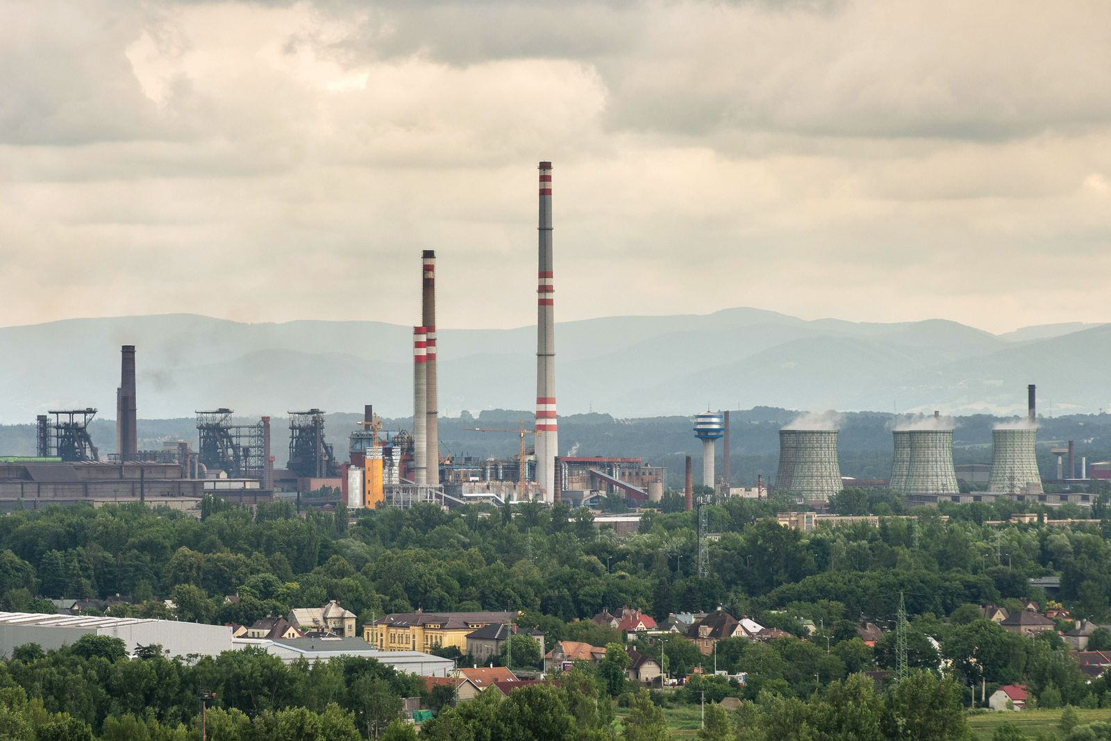 EINMALIGE VERWENDUNG Industrie/ Tschechien