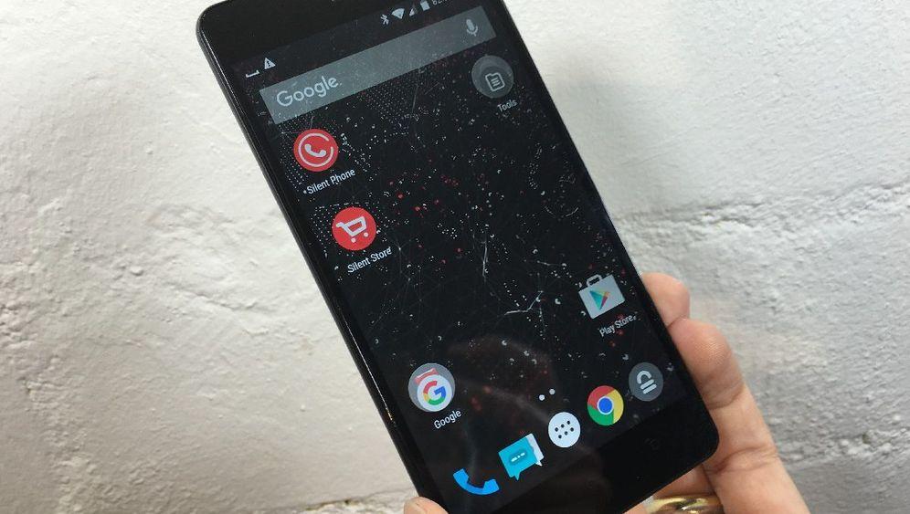 Verschlüsselungshandy: Das Blackphone 2 im Test