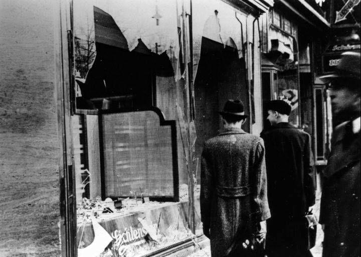 NICHT VERWENDEN Reichspogromnacht