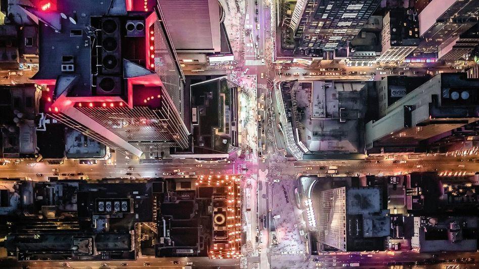 Metropole New York: »Die uralten Wurzeln des Daseins sind verdorrt in den Steinmassen ihrer Städte«