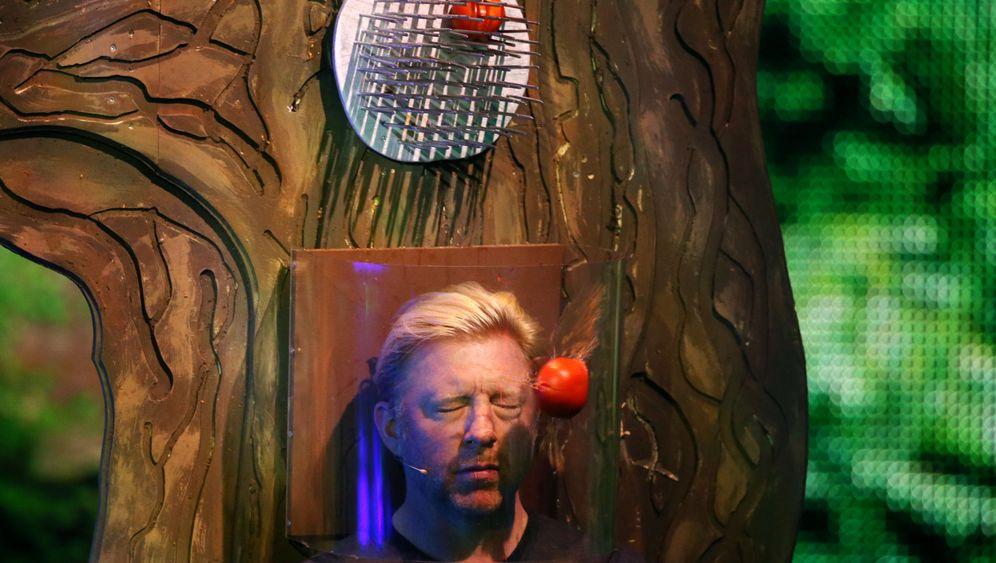 Becker vs. Pocher: Die Boris-Blas-Ballaballa-Show